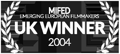 UK Winner at MIFED European Filmmakers